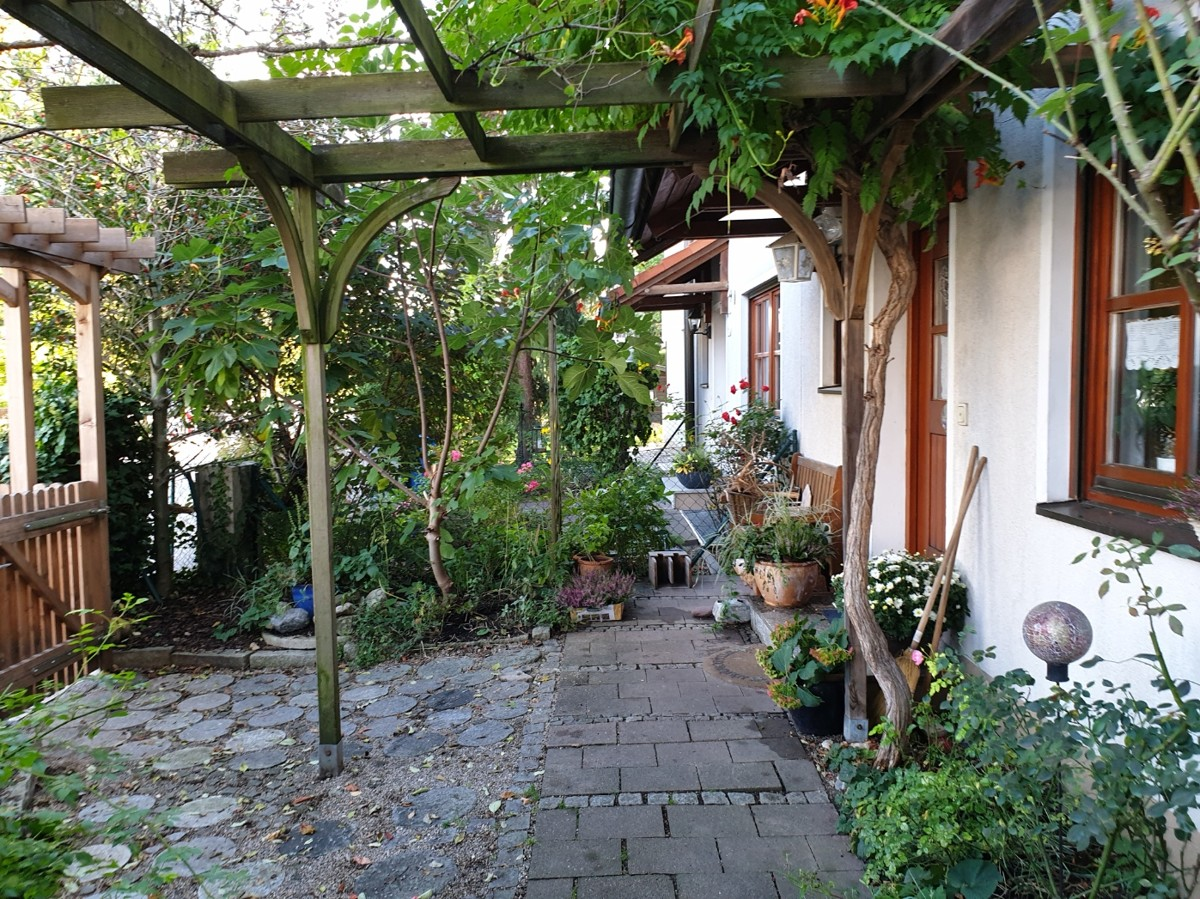 Vorgarten/Eingang